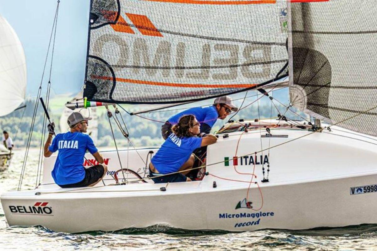 Istruttore di vela - Lorenzo Carloia