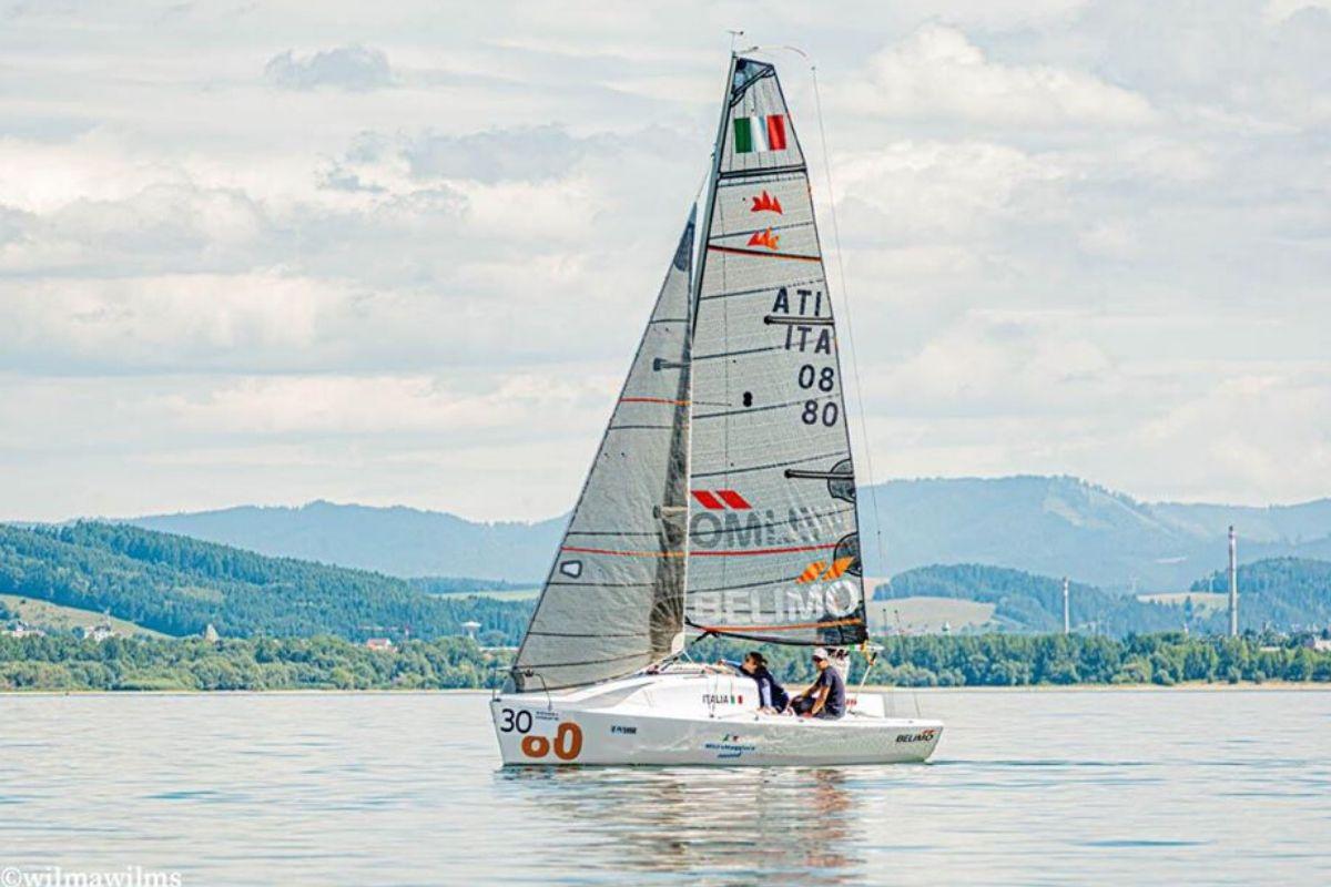 Insegnante di barca a vela