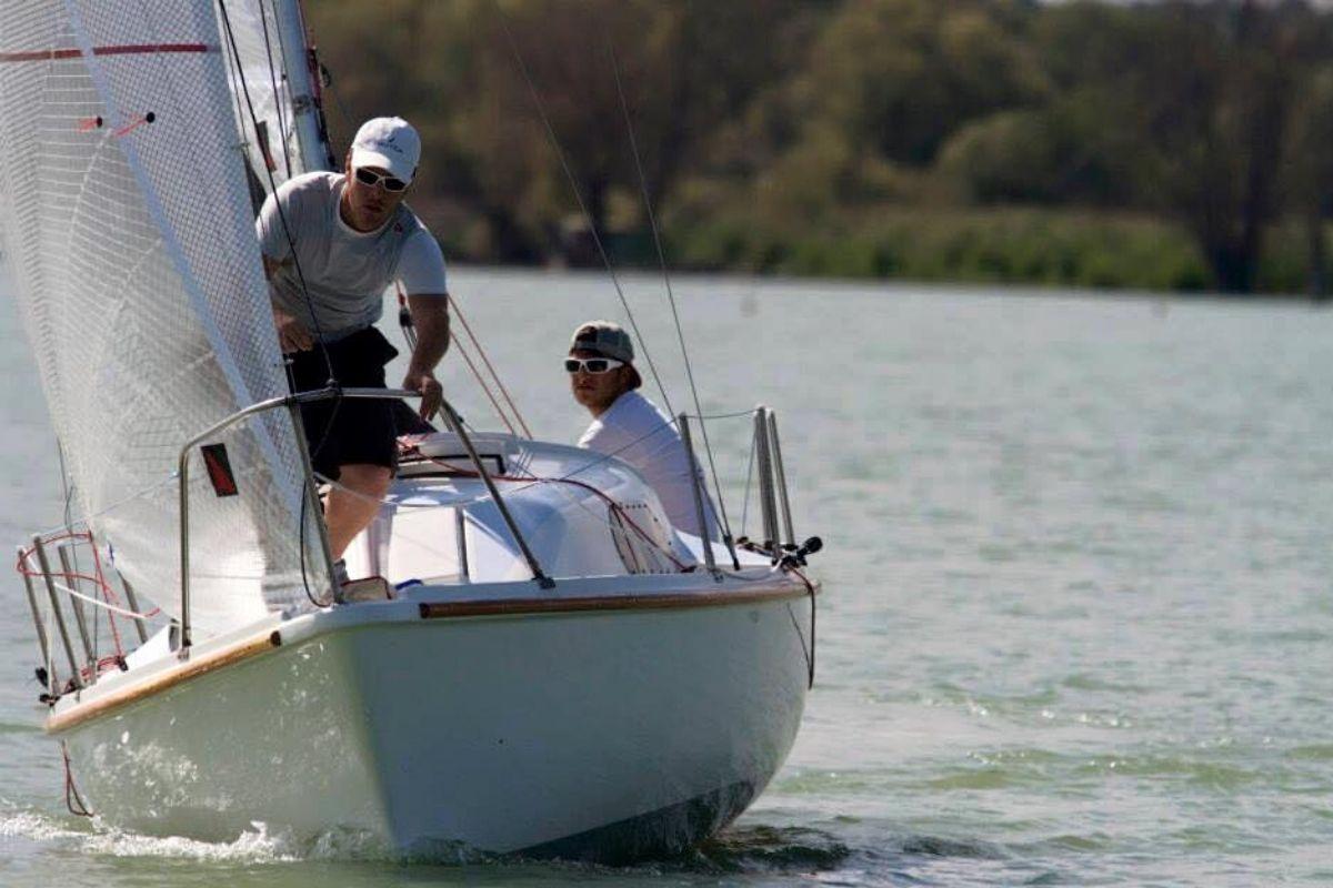 Corsi di vela - Lorenzo Carloia istruttore di vela