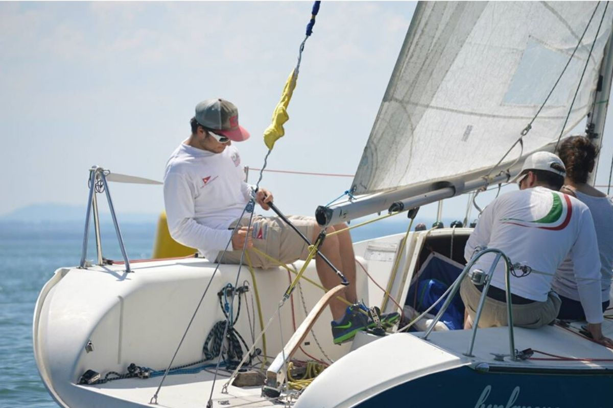 Istruttore di vela - Passione vela