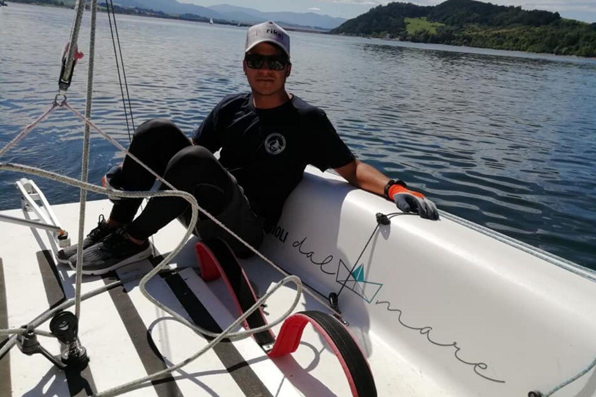 Lorenzo Carloia - Istruttore di vela