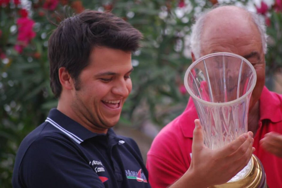 Lorenzo Carloia - trofei regate