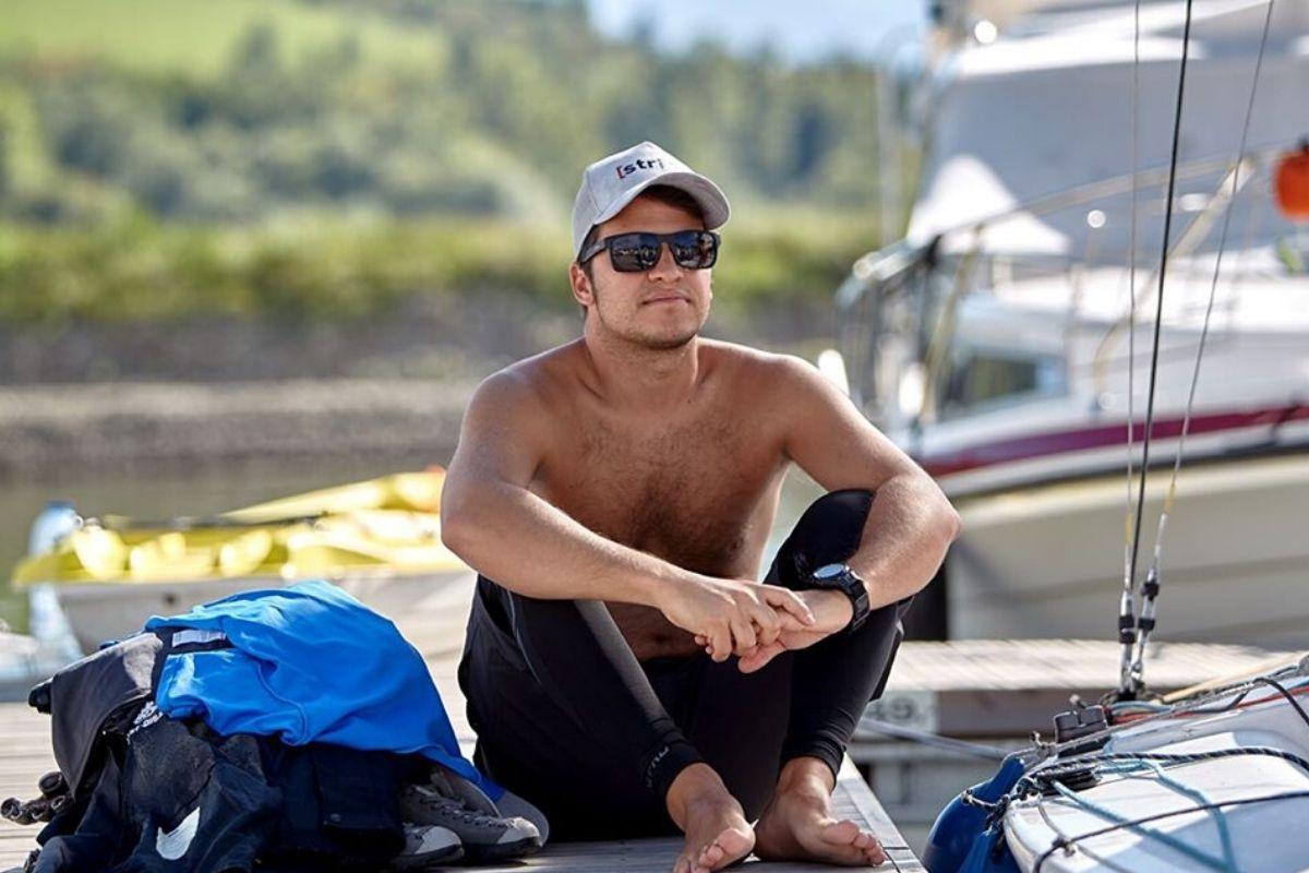 Lorenzo Carloia - Istruttore di vela - Passione vela