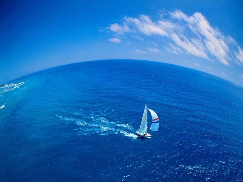 la fisica in barca a vela