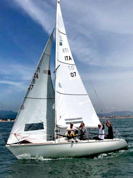Corso di vela per principianti