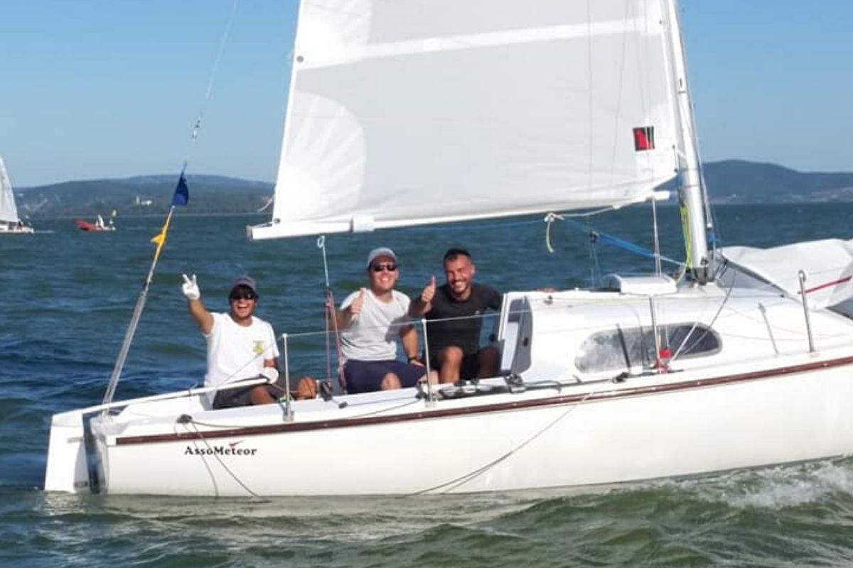 Team building barca a vela 3