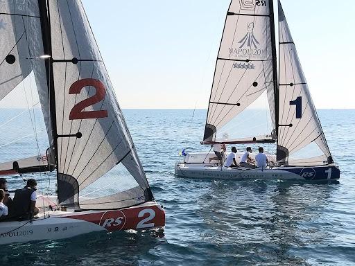 Le caratteristiche del match race: barche, percorso, durata, partenza